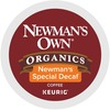 Newman's Own Decaffeinated Special Blend Coffee - DeCaffeinated - Medium - K-Cup - 24 / Box