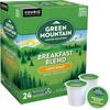 Green Mountain Coffee Roasters Breakfast Blend - Regular - Light/Mild - K-Cup - 24 / Box
