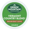 Green Mountain Coffee Roasters Vermont Country Blend - Regular - Medium - K-Cup - 24 / Box