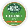 Green Mountain Coffee Roasters Hazelnut Decaffeinated - DeCaffeinated - K-Cup - 24 / Box