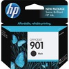 HP 901 (CC653AN) Original Ink Cartridge - Inkjet - 200 Pages Black - Black - 1 Each