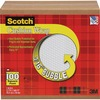 "Scotch Cushion Wrap - 12"" Width x 100 ft Length - Lightweight, Non-scratching - Nylon - Clear"