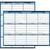 """House of Doolittle Academic July-June Wall Calendar - Julian Dates - Monthly - 1 Year - July 2021 till June 2022 - 24"""" x 37"""" Sheet Size - 1.13"""" x 1.63"""