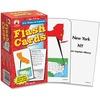 Carson Dellosa Education Grades 3-5 U.S. States/Capitals Flash Cards - Educational - 100 / Pack