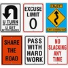 """Trend ARGUS Life Signs Posters - 13.4"""" Width x 19"""" Height - Assorted"""