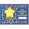 "Carson Dellosa Education Grades K-5 Teacher's Big Plan Book - Academic - 13"" x 9 1/4"" Sheet Size - 9.5"" Height x 13"" Width - Class Schedule - 1 Each"