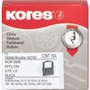 Industrias Kores Ribbon - Dot Matrix - Black - 1 Each