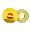 Industrias Kores KOR86L Lift-off Tape - Translucent Tape - 6 / Pack - Translucent