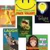 "Trend Attitudes/Smiles ARGUS Posters - 13.4"" Width x 19"" Height"