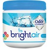 Bright Air Super Odor Eliminator Air Freshener - 450 ft³ - 14 oz - Cool, Clean - 60 Day - 1 Each