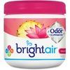 Bright Air Super Odor Eliminator Air Freshener - 450 ft³ - 14 oz - Island Nectar, Pineapple - 60 Day - 1 Each