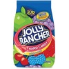Jolly Rancher Hershey Co. Bulk Bag Hard Candy - Cherry, Watermelon, Grape, Apple, Blue Raspberry - Individually Wrapped - 1 / Bag