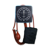 Medline Wall-mount Aneroid Sphygmomanometer - For Blood Pressure - Blue