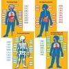 "Carson Dellosa Education Human Body Bulletin Board Set - 0.06"" Height x 20"" Width x 29.50"" Length - Multicolor - 1 Pack"