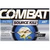 Combat Bait Stations Ant Killer - Ants - 0.21 oz - Black, Silver - 6 / Box