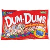 Dum Dum Pops Original Candy - Blue Raspberry, Butterscotch, Watermelon, Sour Apple, Grape, Strawberry, Cherry, Orange, Mango, Cotton Candy, Cream Soda