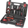 Great Neck Minor Repair Tool Box - Black