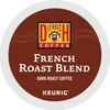 Diedrich Coffee French Roast - Regular - Dark/Bold - K-Cup - 24 / Box
