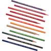 Prismacolor Premier Verithin Colored Pencil - 2 mm Lead Diameter - Crimson Red Lead - Crimson Red Barrel