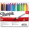 Sharpie Fine Point Permanent Marker - Fine Marker Point - 1 mm Marker Point Size - Black, Blue, Red, Green, Yellow, Purple, Brown, Orange, Berry, Lime