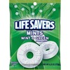 Wrigley Life Savers Mints Wint O Green Hard Candies - Wintergreen - Individually Wrapped - 6.25 oz - 1 Bag