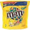 M&M's Peanut Chocolate Candies - Peanut, Chocolate - Resealable Zipper - 2.62 lb - 1 Bag