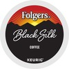 Folgers Gourmet Selection Black Silk Coffee - Regular - K-Cup - 24 / Box