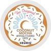 Donut Shop Arabica Coconut Mocha Coffee - Regular - K-Cup - 24 / Box