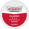 Krispy Kreme Smooth Coffee - Compatible with Keurig Brewer - Regular - Medium - 24 / Box