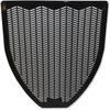 Z-Mat Urinal Mat - Fresh Blast - Lasts upto 6 Week - Non-slip, Disposable - 6 / Carton - Black
