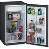 Avanti RM3316B 3.3 cubic foot Chiller Refrigerator - 3.30 ft³ - Manual Defrost - Reversible - 3.30 ft³ Net Refrigerator Capacity - Black