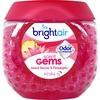 Bright Air Scent Gems Odor Eliminator - Beads - 10 oz - Island Nectar, Pineapple - 45 Day - 1 Each