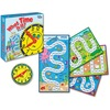 Carson Dellosa Education Grades K-3 What Time Is It Board Game - Educational - 2 to 4 Players - 1 Each