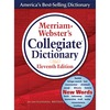 Merriam-Webster 11th Edition Collegiate Dictionary Printed/Electronic Book - Hardcover, CD-ROM - English - PC, Mac
