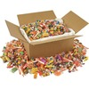 Office Snax All Tyme Assorted Candy Mix - Assorted - Resealable Container - 10 lb - 1 / Box