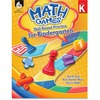 Shell Education Math Games Skill Base Practice Kindergarten Printed Book by Ted H. Hull, Ruth Harbin Miles, Don Balka - Shell Educational Publishing P
