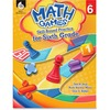 Shell Education Grade 6 Math Games Skills-Based Practice Book by Ted H. Hull, Ruth Harbin Miles, Don S. Balka Printed Book by Ted H. Hull, Ruth Harbin