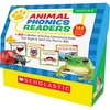 Scholastic Res. Grade K-2 Animal Phonics Reader Book Set Printed Book by Liza Charlesworth - Scholastic Teaching Resources Publication - Book - Grade
