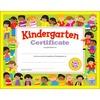 """Trend Kindergarten Certificates - """"Kindergarten Certificate"""" - 8.50"""" x 11"""" - Multicolor - 30 / Pack"""