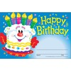 "Trend Happy Birthday Recognition Awards - ""Happy Birthday"" - 5.50"" x 8.50"" - Multicolor - 1 Pack"