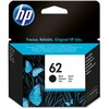 HP 62 (C2P04AN) Original Ink Cartridge - Inkjet - 200 Pages - Black - 1 Each