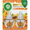 Air Wick Papaya Scented Oil - Oil - 0.7 fl oz (0 quart) - Hawaii Exotic Papaya, Hibiscus Flower - 60 Day - 2 / Pack