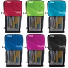 Five Star Stand 'N Store Carrying Case (Pouch) Pencil, Accessories - Assorted - Puncture Resistant - Fabric