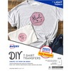"""Avery® Inkjet Iron-on Transfer Paper - Letter - 8 1/2"""" x 11"""" - Matte - 18 / Pack - White"""