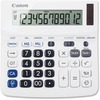 Canon TX-220TS Handheld Display Calculator - Tilt Display, Adjustable Display, Dual Power, Easy-to-read Display, Auto Power Off, Sign Change - Battery