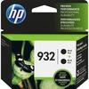HP 932 (L0S27AN) Original Ink Cartridge - Inkjet - 400 Pages (Per Cartridge) - Black - 2 / Pack