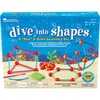 Learning Resources Dive Shapes Sea/Build Geometry Set - 1 Set