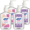 PURELL® Sanitizing Gel - 8 fl oz (236.6 mL) - Pump Bottle Dispenser - Kill Germs - Hand - Clear - 24 / Carton