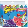 Mr. Sketch Scented Washable Markers - Medium, Broad, Narrow Marker Point - Chisel Marker Point Style - Assorted - 14 / Set