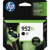 HP 952XL Ink Cartridge, Black (F6U19AN) - Inkjet - High Yield - 2000 Pages - Black - 1 Each